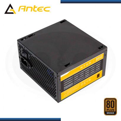 FUENTE ANTEC ATOM B650 650W 80 PLUS BRONZE