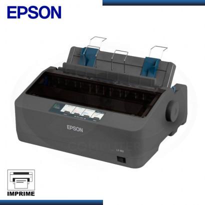 IMPRESORA MATRICIAL EPSON LX-350 USB PARALELO