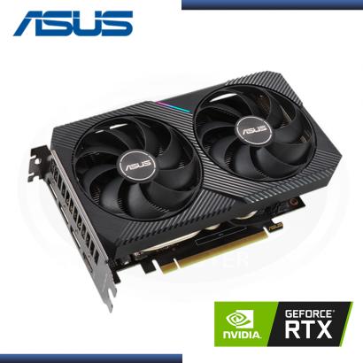 ASUS GEFORCE RTX 3060 12GB GDDR6 192BITS DUAL OC (PN:90YV0GB2-M0AA00)