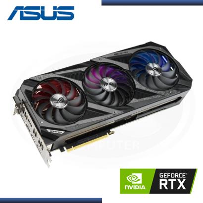 ASUS GEFORCE RTX 3060 Ti 8GB GDDR6 256BITS ROG STRIX GAMING (PN:90YV0G00-M0AA00)