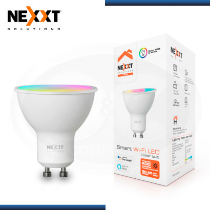 FOCO LED INTELIGENTE NEXTT HOME NHB-C320 WI-FI RGB (PN:NHB-C320)