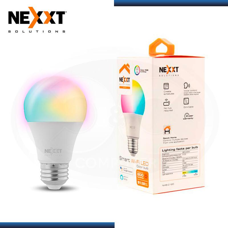 FOCO LED INTELIGENTE NEXTT HOME NHB-C120 WI-FI RGB