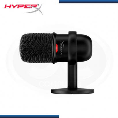 MICROFONO HYPERX SOLO CAST USB 2.0 BLACK (PN:HMIS1X-XX-BK/G)