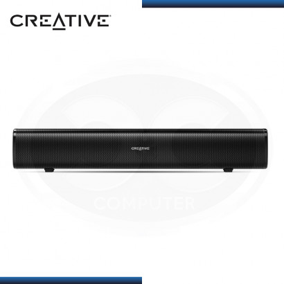 CREATIVE STAGE AIR SOUND MINI BARRA DE SONIDO BLACK USB (PN:51MF8355AA000)