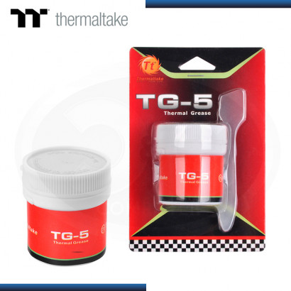 PASTA TERMICA THERMALTAKE TG-5 40 Grs. (PN:CL-O002-GROSGM-A)