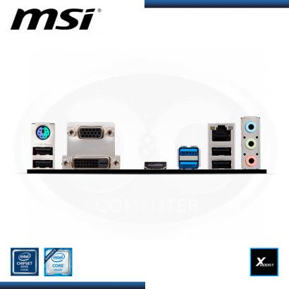 MB MSI H310M PRO VDH PLUS DDR4 LGA 1151