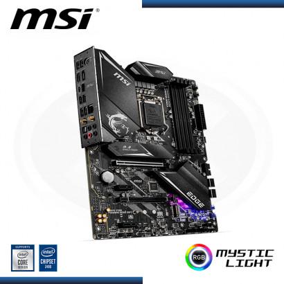 MB MSI MPG Z490 GAMING EDGE WIFI DDR4 LGA 1200 RGB (PN:911-7C79-005)