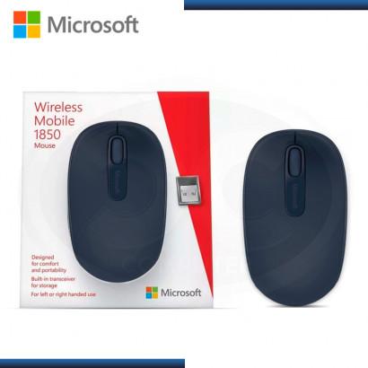 MOUSE MOBILE 1850 BLUE MICROSOFT WIRELESS USB (PN:U7Z-00011)