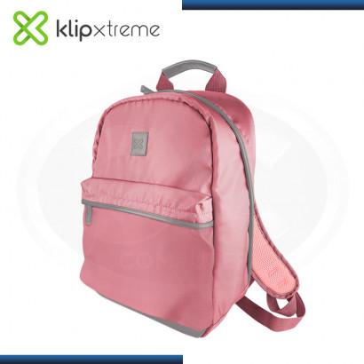 """MOCHILA KLIP XTREME BERNA PINK PARA LAPTOP 15.6"""" (PN:KNB-406PK)"""
