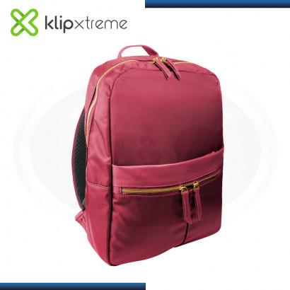 """MOCHILA KLIP XTREME BARI RED PARA LAPTOP 15.6"""" (PN:KNB-467RD)"""