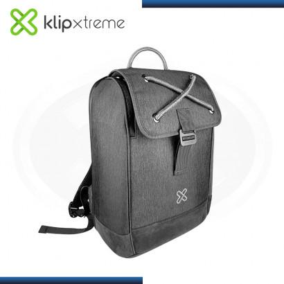 """MOCHILA KLIP XTREME GALLANT GRAY PARA LAPTOP 14.1"""" (PN:KNB-581GR)"""