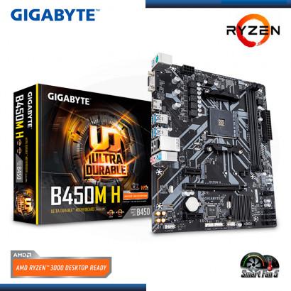 MB GIGABYTE B450M H AMD RYZEN DDR4 AM4