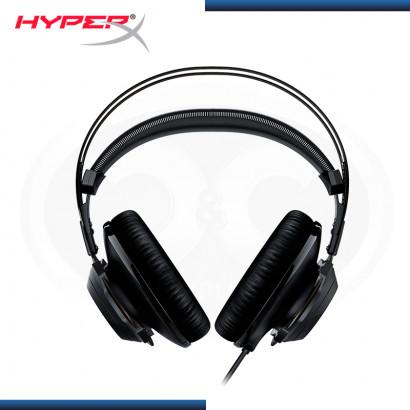 AUDIFONO HYPERX CLOUD REVOLVER BLACK SURROUND 7.1 CON MICROFONO (PN:HHSR1-AH-GM/G)