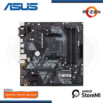 MB ASUS PRIME B450M-A AURA SYNC RGB AMD RYZEN DDR4 AM4 (PN:90MB0YR0-M0AAY0)