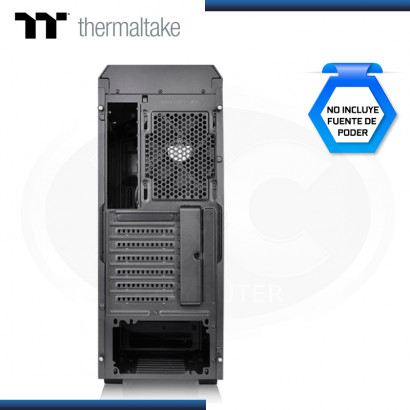 CASE THERMALTAKE V100 WINDOW SIN FUENTE USB 3.0/USB 2.0 (PN:CA-1K7-00M1WN-00)