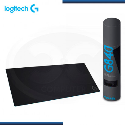 PAD MOUSE LOGITECH G840 CLOTH XL BLACK 40x90x0.3cm (PN:943-000117)