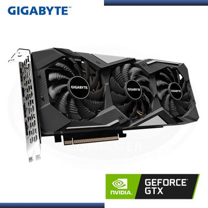 GIGABYTE GEFORCE GTX 1660 SUPER 6GB GDDR6 192 BITS OC (PN:GV-N166SGAMING OC-6GD)