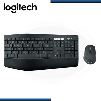 KIT LOGITECH MK850 WIRELESS TECLADO + MOUSE USB BLACK (PN:920-008659)