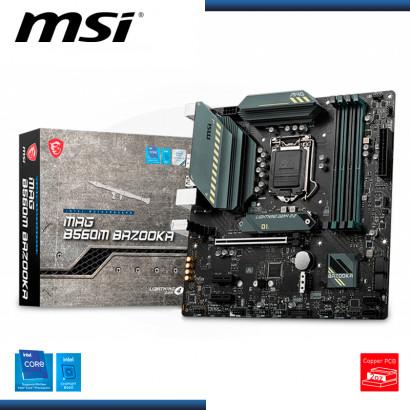 MB MSI MAG B560M BAZOOKA DDR4 LGA 1200