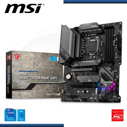 MB MSI MAG B560 TOMAHAWK WIFI DDR4 LGA 1200