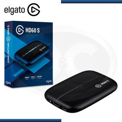 ELGATO HD60 S CAPTURADOR DE VIDEO (PN:1GC109901004)