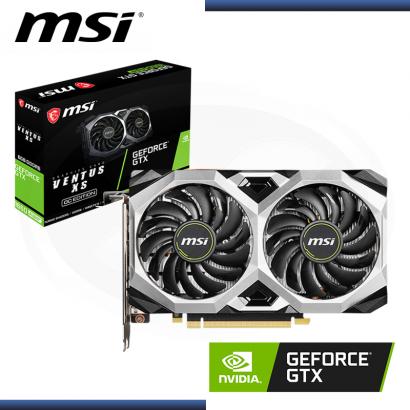 MSI GEFORCE GTX 1660 SUPER 6GB GDDR6 192BITS VENTUS XS OC EDITION (PN:912-V375-279)