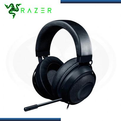 AUDIFONO RAZER KRAKEN BLACK CON MICROFONO (PN:RZ04-02830100-R3U1)