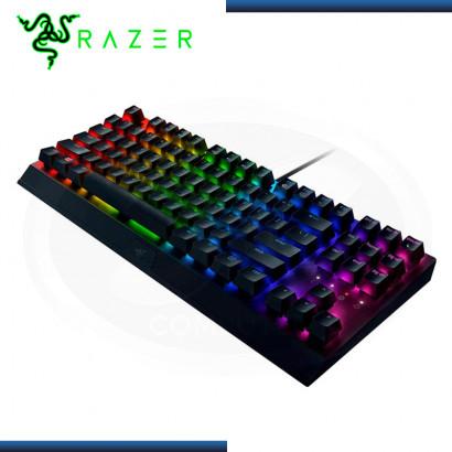 TECLADO RAZER BLACKWIDOW V3 TENKEYLESS RGB SWITCH YELLOW (PN:RZ03-03491800-R3M1)