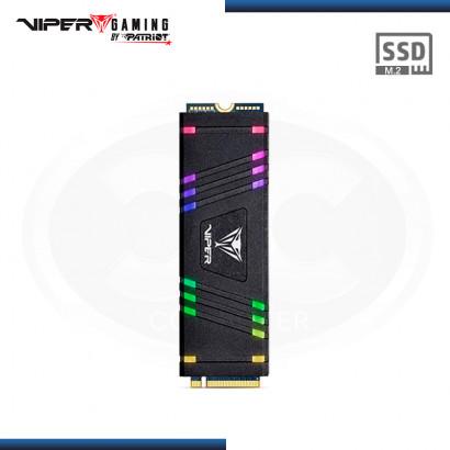 SSD 256GB VIPER GAMING VPR100 RGB NVMe M.2 PCIe (PN:VPR100-256GM28H)