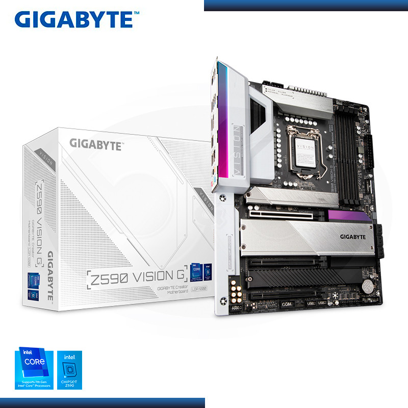 MB GIGABYTE Z590 VISION G DDR4 LGA 1200