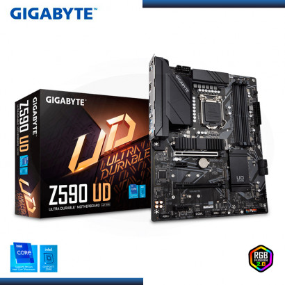 MB GIGABYTE Z590 UD DDR4 LGA 1200