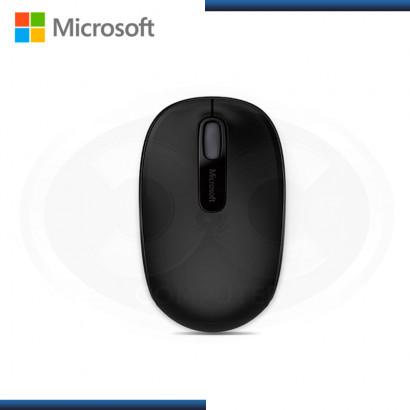 MOUSE MOBILE 1850 BLACK MICROSOFT WIRELESS USB (PN:U7Z-00008)