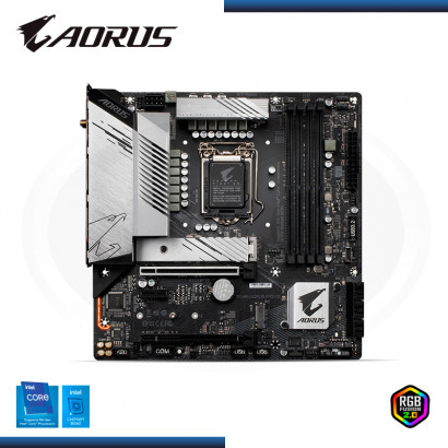 MB AORUS B560M PRO AX DDR4 LGA 1200