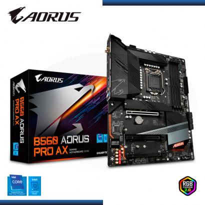 MB AORUS B560 PRO AX DDR4 LGA 1200