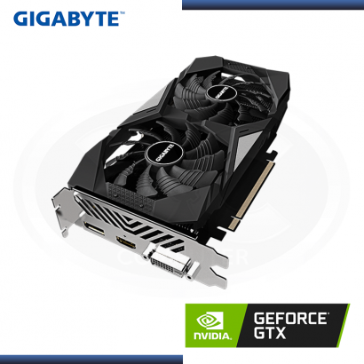 GIGABYTE GEFORCE GTX 1650 SUPER 4GB GDDR6 128BITS WINDFORCE OC (PN:GV-N165SWF2OC-4GD