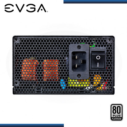 FUENTE EVGA 1600 P2 1600W 80 PLUS PLATINUM FULL MODULAR (PN:220-P2-1600- X1)
