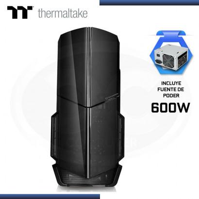CASE THERMALTAKE VERSA N21 BLACK + FUENTE 600W 80 PLUS USB 3.0 (PN:CA-3D9-60M1WU-02)