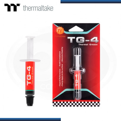 PASTA TÉRMICA THERMALTAKE TG-4 1.5Grs