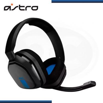 AUDIFONO ASTRO A10 GAMING CON MICROFONO BLACK BLUE