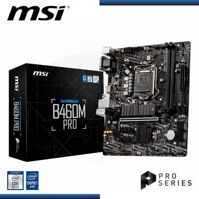 MB MSI B460M PRO DDR4 LGA 1120