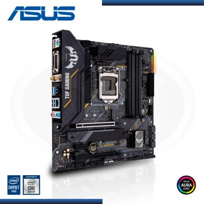 MB ASUS TUF GAMING B460M-PLUS (WI-FI) DDR4 LGA 1200 (PN:90MB1440-M0EAY0)