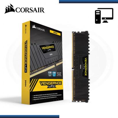 MEMORIA 16GB DDR4 CORSAIR VENGEANCE LPX 3000MHz BLACK