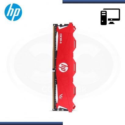 MEMORIA 8GB DDR4 HP V6 RED BUS 2666 MHZ CON DISIPADOR (PN:7EH61AA)