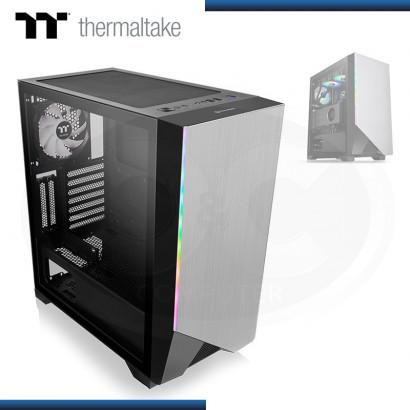 CASE THERMALTAKE H550 TG BLACK ARGB SIN FUENTE VIDRIO TEMPLADO USB 3.0/USB 2.0 (PN:CA-1P4-00M1WN-00)