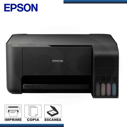 IMPRESORA EPSON L3110 MULTIFUNCIONAL CON SISTEMA CONTINUO (PN:C11CG87303)