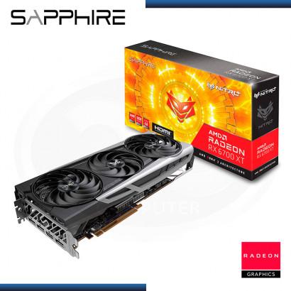 SAPPHIRE NITRO+ RADEON RX 6700XT 12GB GDDR6 256BITS (PN:11306-01-20G)