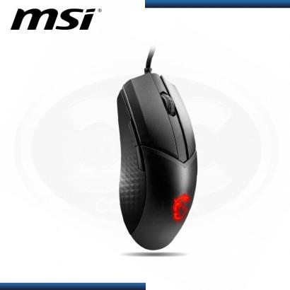 MOUSE MSI CLUTCH GM41 LIGHTWEIGHT RGB BLACK USB (PN:S120401860C)