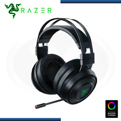 AUDIFONO RAZER NARI WIRELLESS BLACK CON MICROFONO (PN:RZ04-02680100-R3U1)