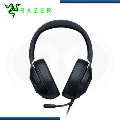 AUDIFONO RAZER KRAKEN X LITE CON MICROFONO BLACK (PN:RZ04-02950100-R381)