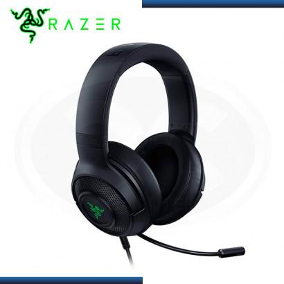 AUDIFONO RAZER KRAKEN X  CON MICROFONO 7.1 USB (PN:RZ04-02960100-R3U1)